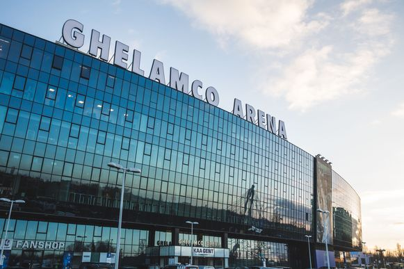 Gent, AA Gent, Ghelamco-arena, Ghelamco
