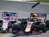 Achterblijver Ocon tikt raceleider Max Verstappen eraf