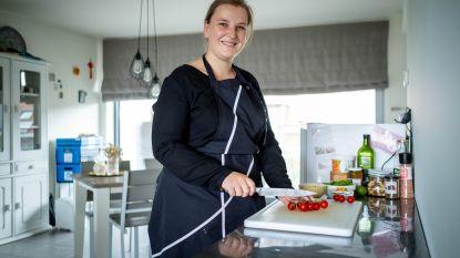 """Veerle (28) maakt droom waar en start eigen cateringzaak: """"Lekker en gezond eten gaan bij mij hand in hand"""""""