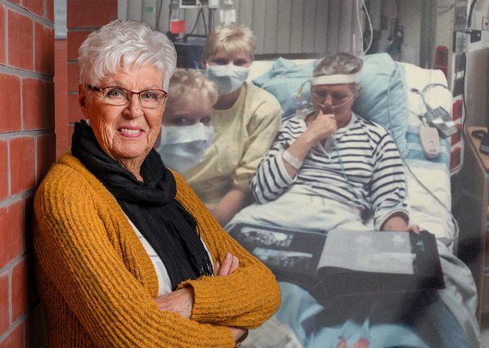 Liny heeft al 33 jaar een donorhart. Ze kreeg een harttransplantatie in Canada