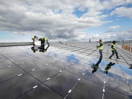 Nieuw bedrijf in Ede moet zonnepanelen op dak (laten) leggen