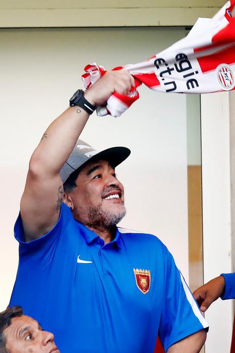 PSV-hoofdsponsor organiseert sessie voor fans van Diego Maradona