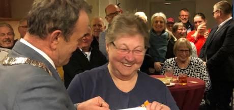 Addy Damen, 'moeder van de Voedselbank' in Waalwijk is op 76-jarige leeftijd overleden