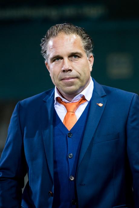 'Art interim' is vanaf nu  bondscoach Langeler