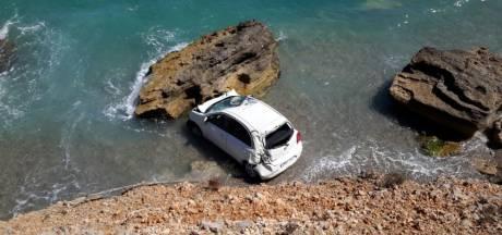 Belgisch koppel crasht met huurauto op Mallorca na kiezen verkeerde versnelling