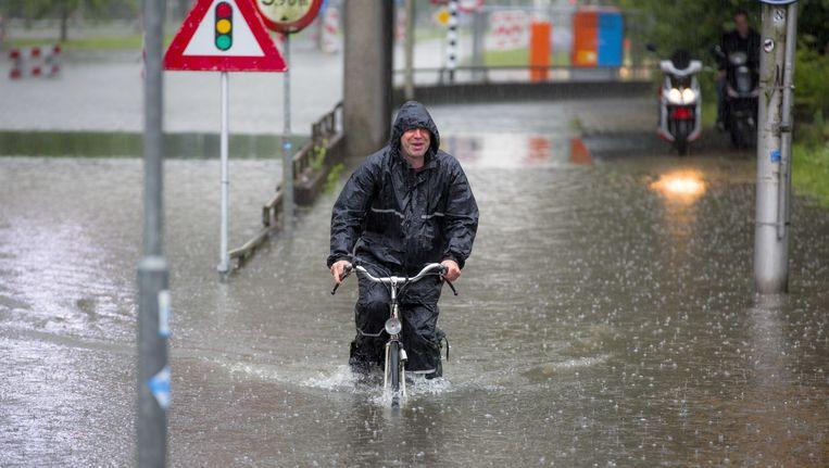 Arnhem, eerder deze week Beeld anp