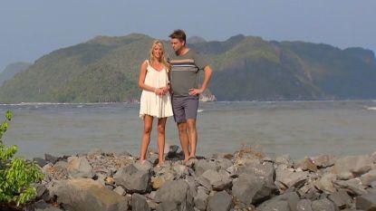 Een tweede kampvuur, heftige emoties en een gesmokkelde gsm: dit was aflevering 7 van 'Temptation Island'