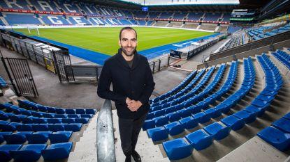 """Woordvoerder Willem verlaat KRC Genk na vier dolle seizoenen op hoogtepunt: """"Toen de supporters de tifo van ons nieuwe logo uitrolden... Kippenvel!"""""""