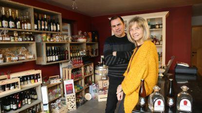 Luc Haekens opent streekproductenwinkel in garage