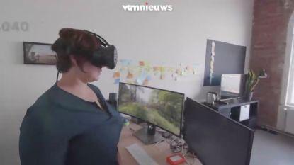 Groen bestrijdt boskap met VR-bril