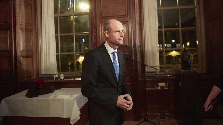 Minister van Wonen Stef Blok Beeld null