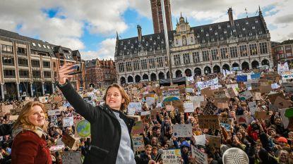 Klimaatspijbelaars blazen donderdag verzamelen in Antwerpen