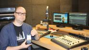 Frederik ontwerpt app die je overal ter wereld naar Radio FM Gold laat luisteren