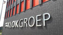 Het logo van Klokgroep.