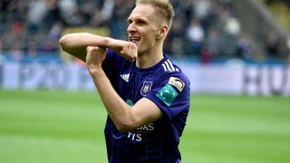 Anderlecht nadert tot op drie punten van Club, videoref keurt gelijkmaker blauw-zwart af