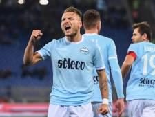 Immobile brengt Lazio terug naar vierde plaats