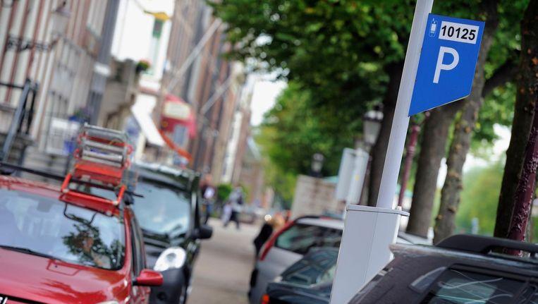 Een uur parkeren in het centrum kost €7,50 Beeld ANP