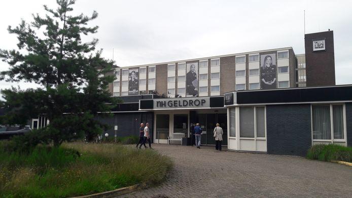 In het Geldropse NH Hotel was een informatiebijeenkomst  over de verbouw- en verhuurplannen.