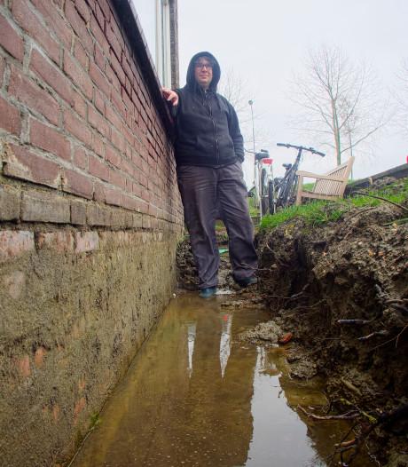 Wateroverlast Sluiskil; Terneuzen wil bijstaan met raad maar niet met geld