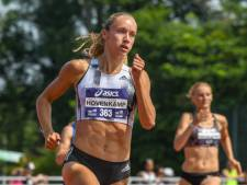 Atlete Eva Hovenkamp op medaillejacht op NK indoor