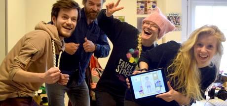 Lady Gaga, Google en... Madelon uit Twente: winnaars van de internet-Oscars