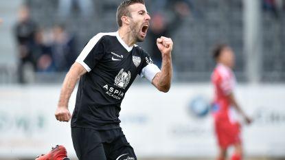 FT België: Zoon van Dante Brogno naar het Kiel - Kapitein Luis Garcia verlengt contract bij Eupen
