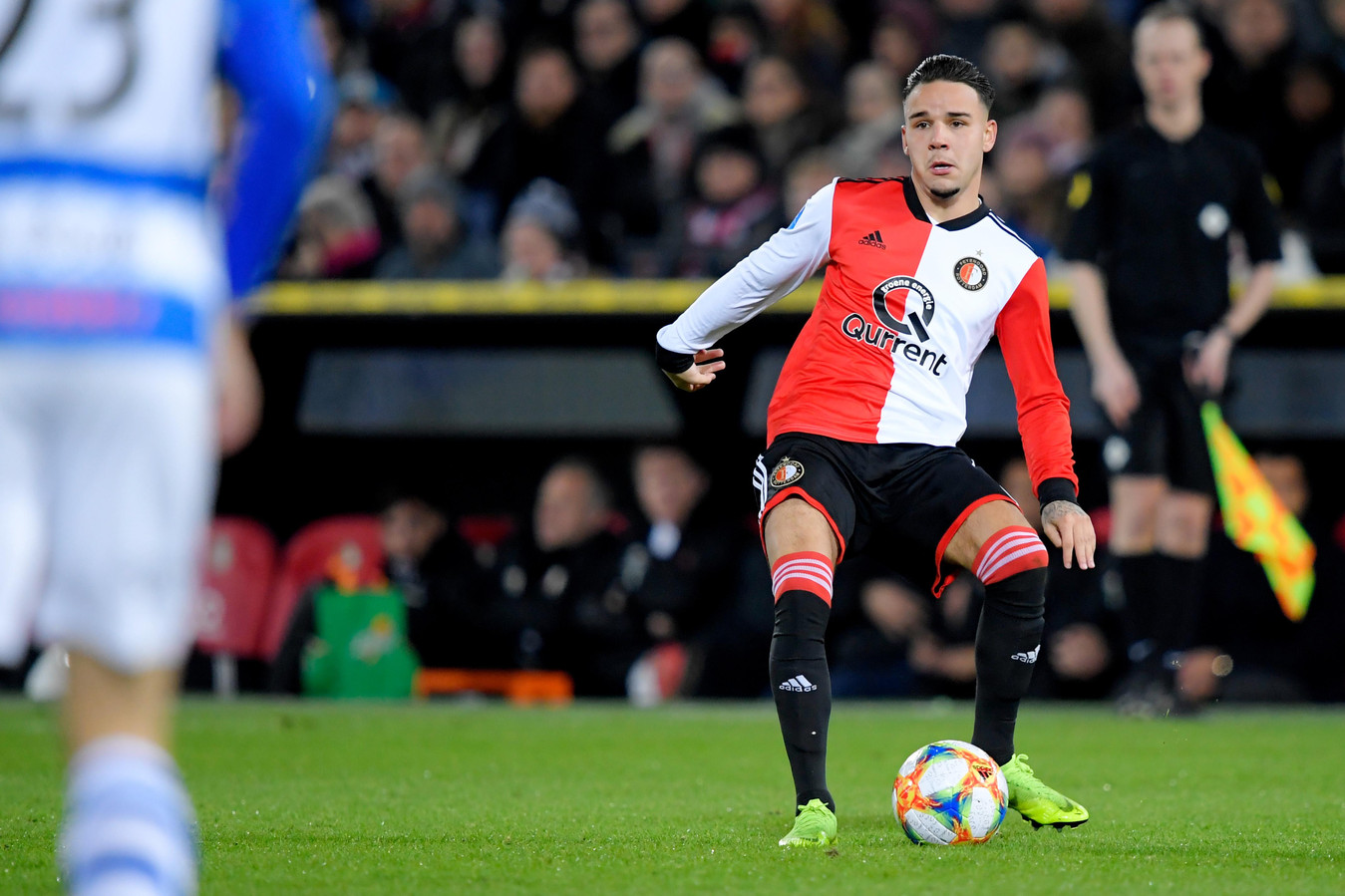 Calvin Verdonk van Feyenoord.