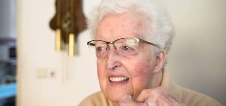 Ankie Haverkamp (84) kondigt haar overlijden aan op Facebook
