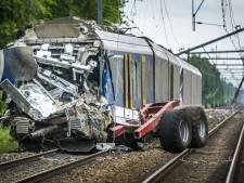 Treinverkeer bij Hooghalen waarschijnlijk maandagmorgen hervat
