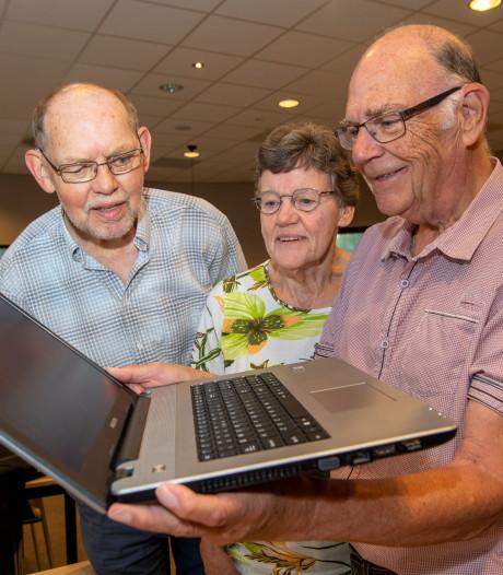 Senior digitaal te slim: hulp bij computeren overbodig
