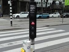 Stoplicht waarschuwt met muziek van verkeersdode
