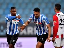 FC Eindhoven pakt tegen TOP Oss belangrijke punten in race voor play-offs