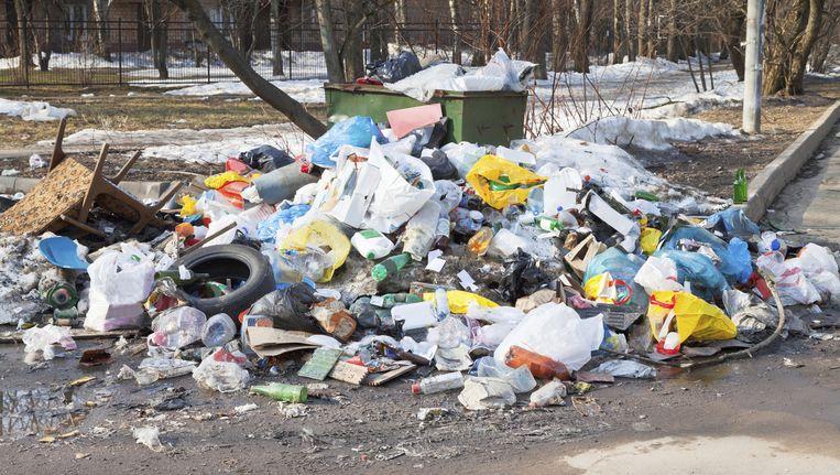 Afval. Beeld Thinkstock