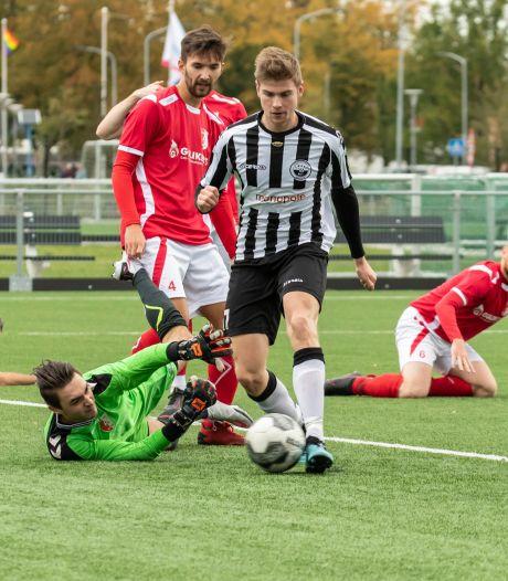 Uitslagen amateurvoetbal Apeldoorn e.o. zaterdag 10 en zondag 11 oktober