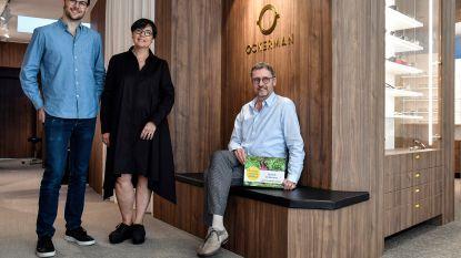 Label tegen kinderblindheid voor Optiek Ockerman
