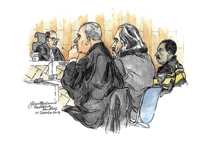 De 61-jarige Ton L. uit Oud-Beijerland gaat in beroep tegen zijn veroordeling.