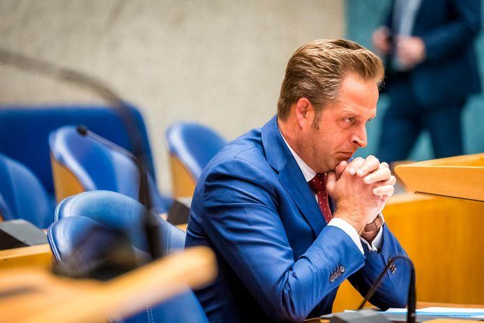 CDA-minister Hugo de Jonge van Volksgezondheid vindt meer geld niet de oplossing voor de problemen van de jeugdzorg.