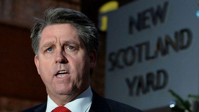 L'inspecteur Kevin Hyland informe la presse (Londres, 21/11)