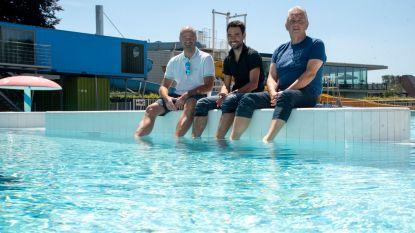 """Openluchtzwembad De Warande klaar voor bubbels van 500 zwemmers: """"Inwoners van Wetteren krijgen voorrang"""""""