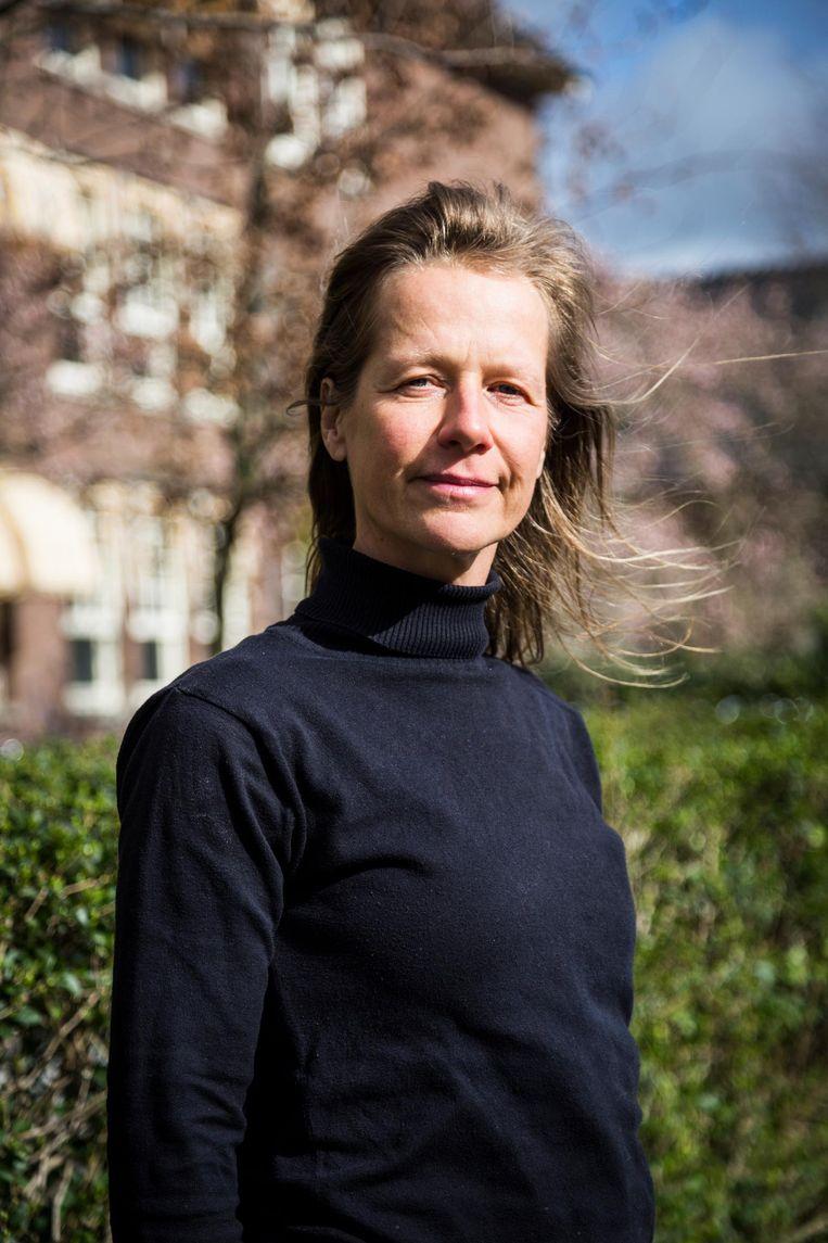 Marijne van Dam Beeld Tammy van Nerum