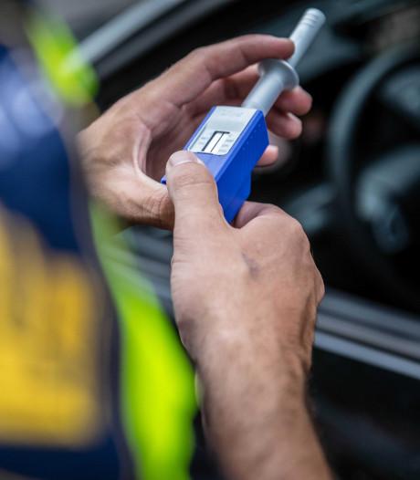 18-jarige automobilist raakt rijbewijs kwijt na rijden onder invloed drugs
