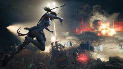 Shadow of the Tomb Raider Lara Croft duikt dieper de duisternis in