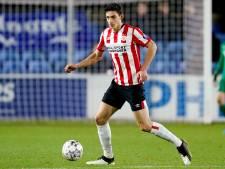 Maxime Soulas vertrekt vanuit PSV naar Denemarken