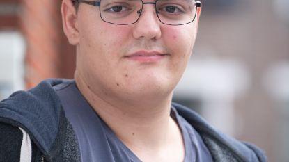 Achttienjarige Simon Maladry duwt PVDA-lijst