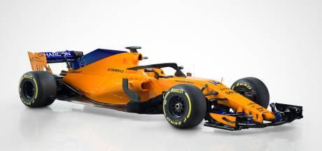 McLaren keert terug naar roots met  papajakleurige wagen