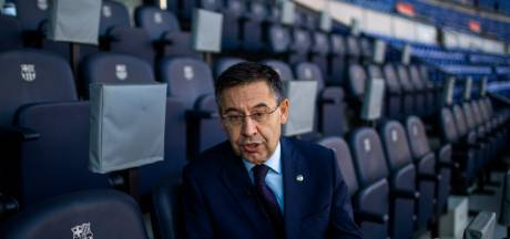 Afzwaaiende Bartomeu: FC Barcelona akkoord over deelname Europese Super League