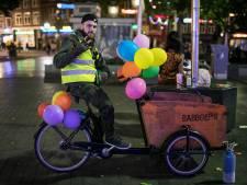 Actie: gratis lachgas lurken bij de Stopera