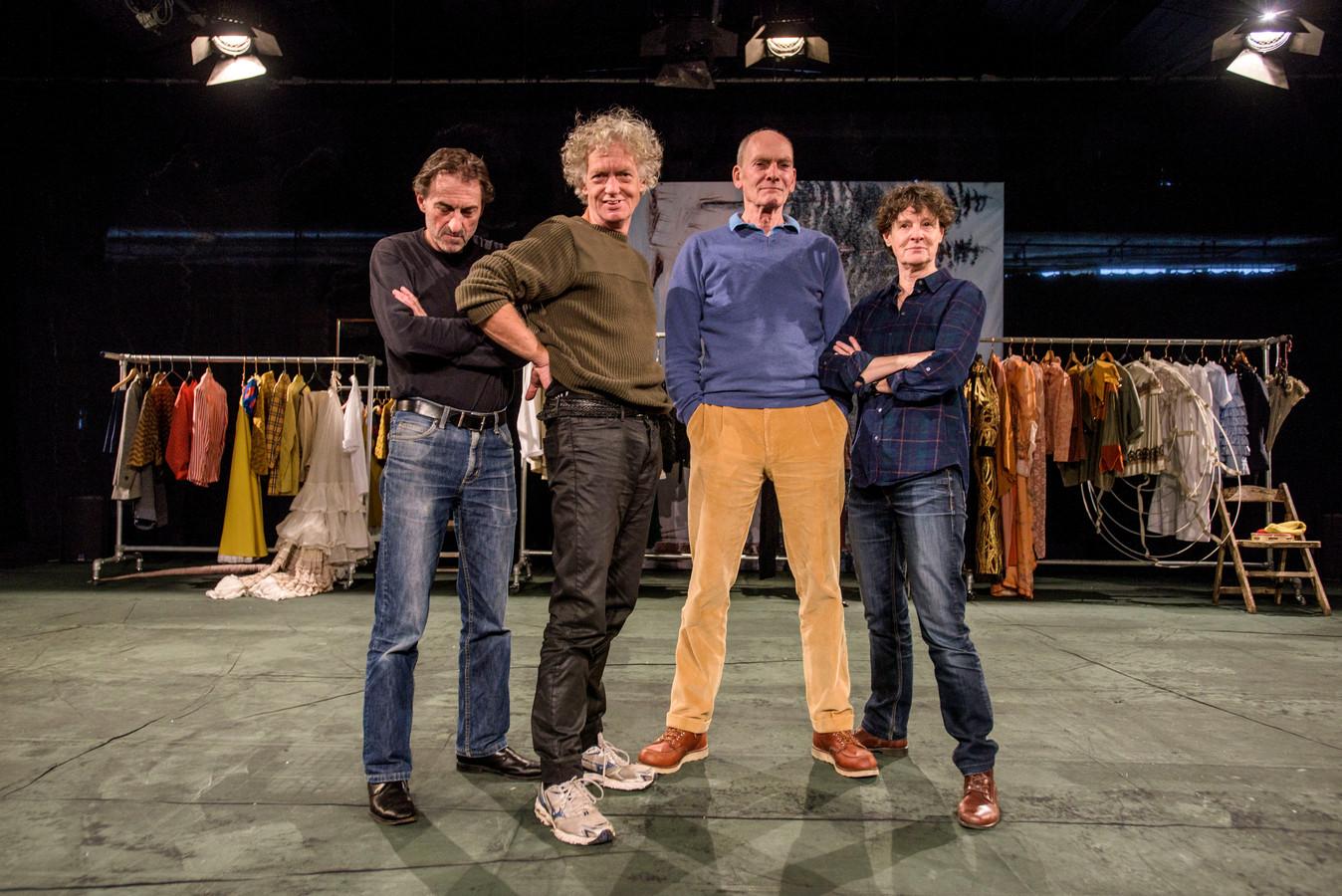 Zuidelijk Toneel, Liefdesverklaring met Cas Enklaar Marien Jongewaard Rene van t Hof en Antoinette Jelgersma