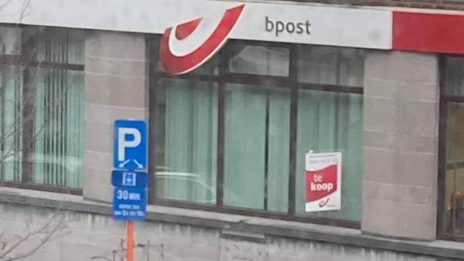 """Postkantoor staat te koop: """"Maar loketten zullen niet verhuizen"""""""