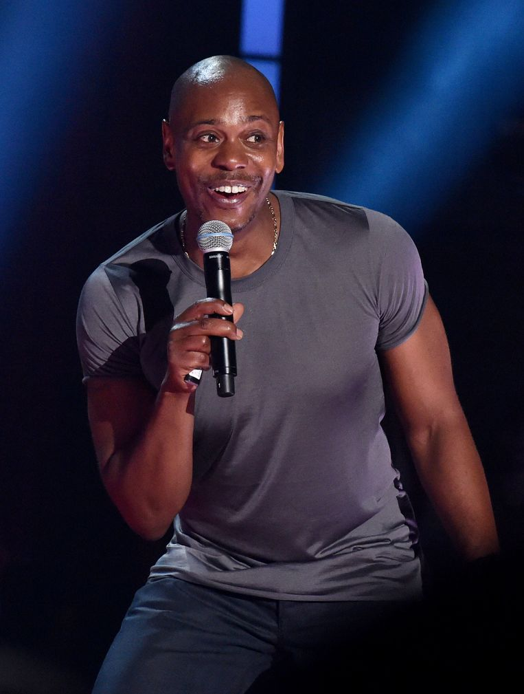 Dave Chappelle. Beeld null